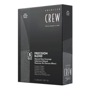 Coloration Precision Blend Dark 2-3 American Crew 3x40ml