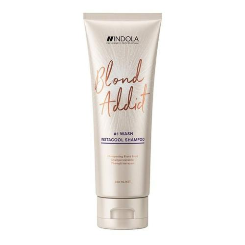 Shampooing Blond Addict Instacool Indola 250ml