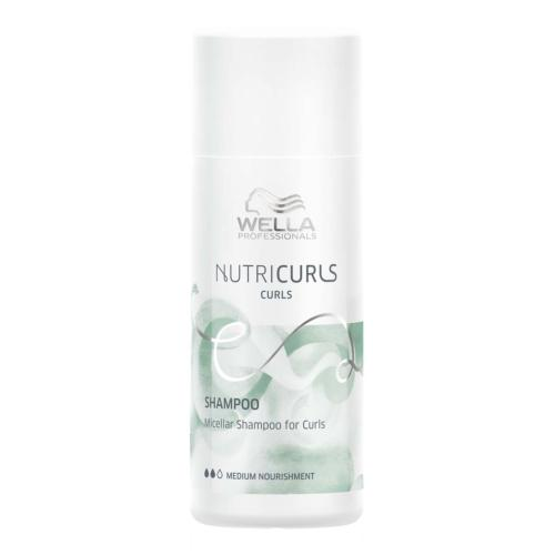 Shampooing Nutri Curls Wella 50ml