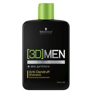 Shamp Antipelliculaire 3DMEN