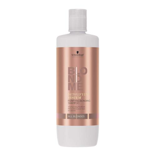 Shampooing Purifiant All Blondes BlondMe Schwarzkopf 1000ml
