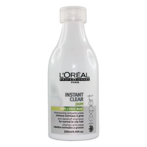 Shampooing Instant Clear Pure 250ml