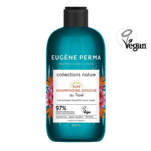 Shampooing Douche Sun Collections Nature Eugène Perma 300ml