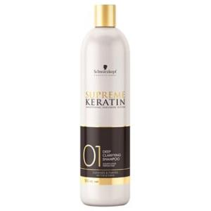 01 - Shamp Deep Clarifying Supreme Keratin 500ml