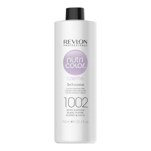Nutri Color Revlon - 1002 Blanc Platine 750ml