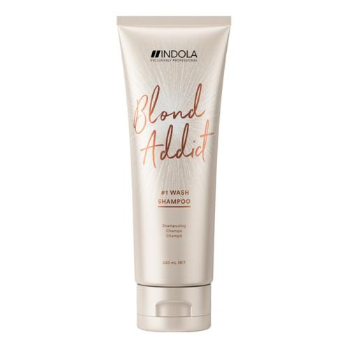 Shampooing Blond Addict Indola 250ml
