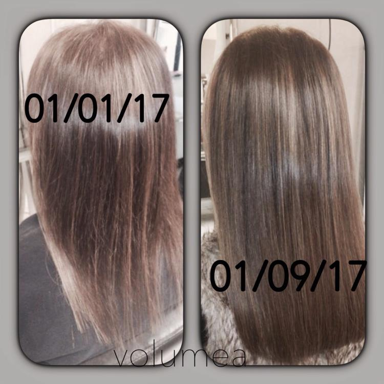 Routine volume cheveux plats sans volume