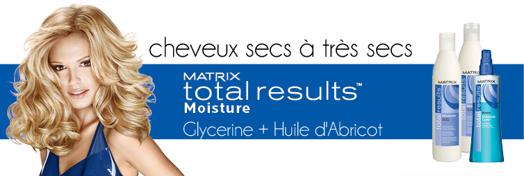 Matrix Total Results Moisture