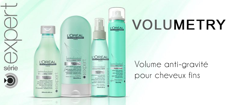 Volumetry L'Oréal Professionnel