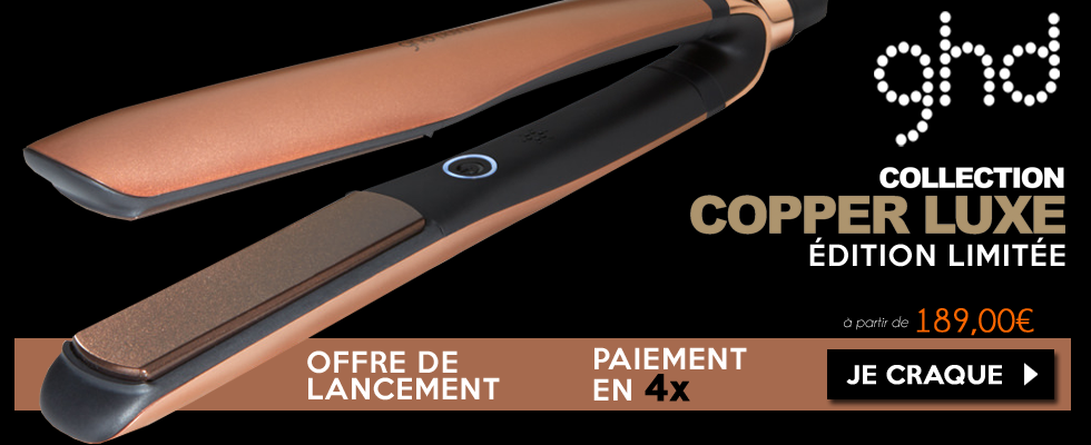 ghd copper luxe