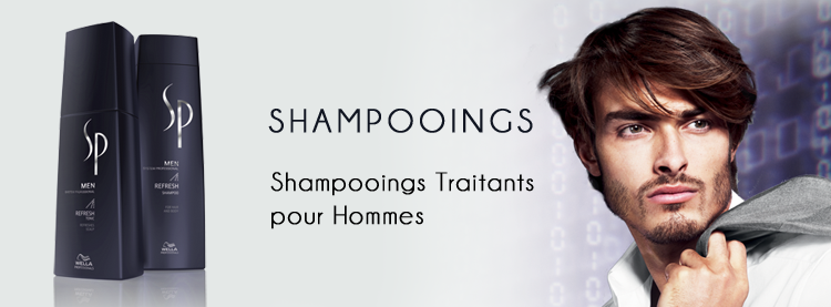Shampooings Sp Men