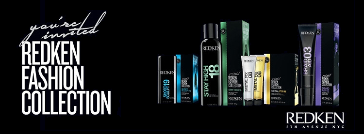 Redken Fashion Collection