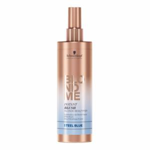 Spray Instant Blush BlondMe Steel Blue 250ml