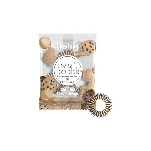 Élastiques Cheveux Invisibobble Original Cheatday Cookie Dough