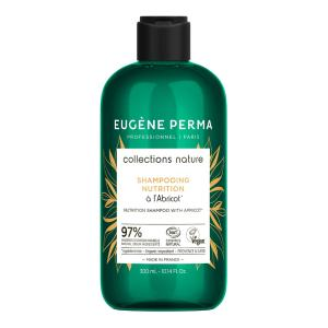 Shampoing Nutrition Abricot Collections Nature Eugène Perma 300ml