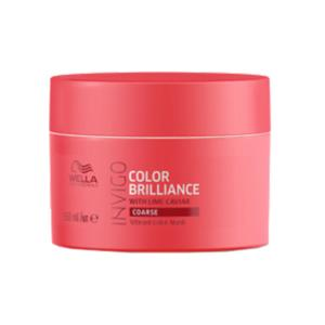 Masque Color Brilliance Cheveux Epais Invigo Wella 150ml