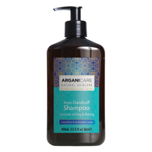 Shamp Argan Antipelliculaire 400ml - Arganicare