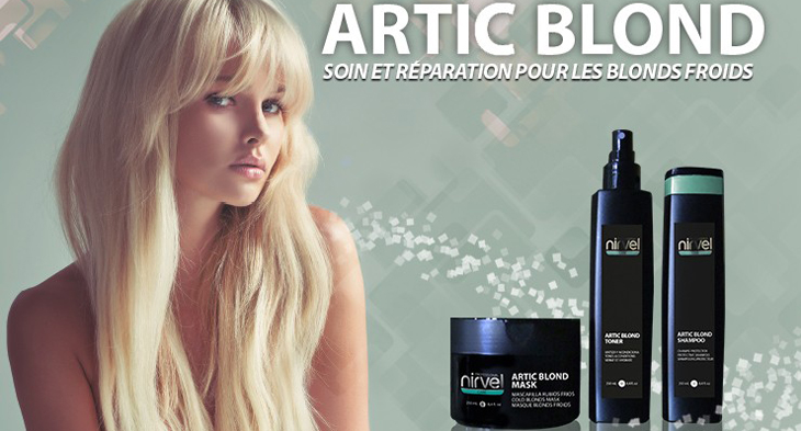 Artic Blond Nirvel