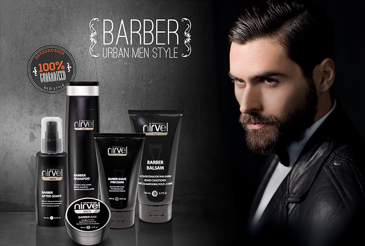 barber kit coffret 5 produits barbe et moustache. Black Bedroom Furniture Sets. Home Design Ideas
