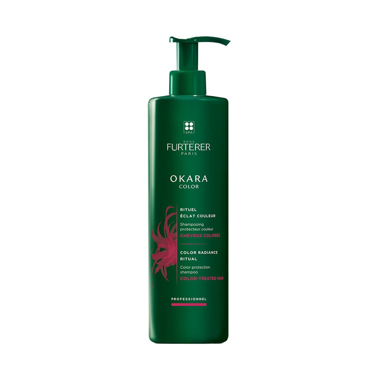 Shampooing Protecteur Couleur Okara Color René Furterer 600ml
