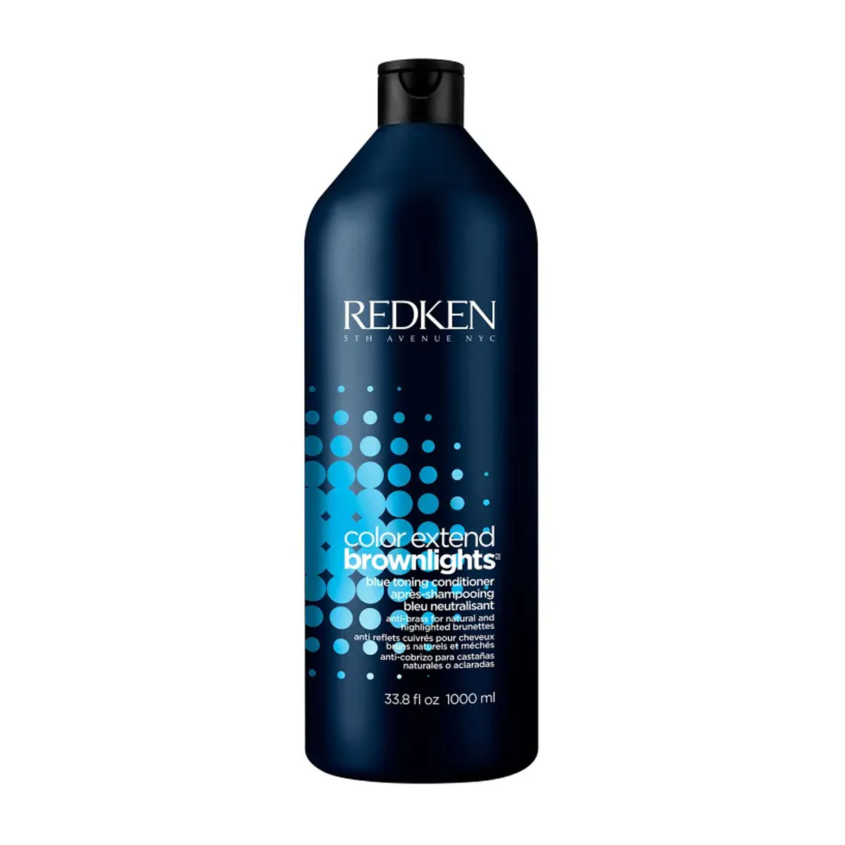 Conditioner Bleu Color Extend Brownlights 1000ml