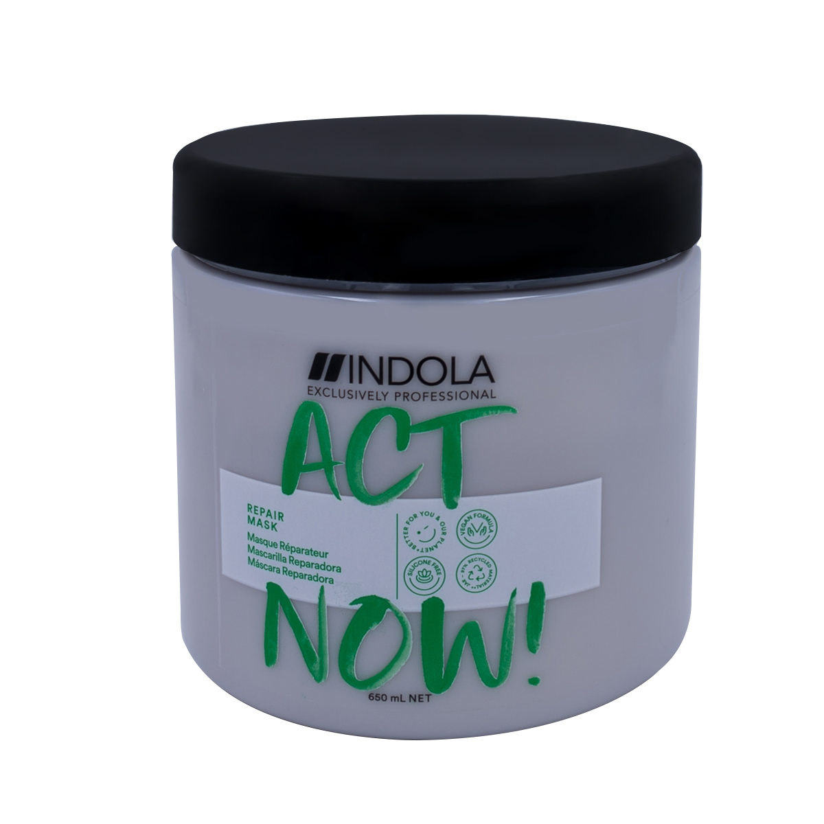 Masque Réparateur Act Now Indola 650ml