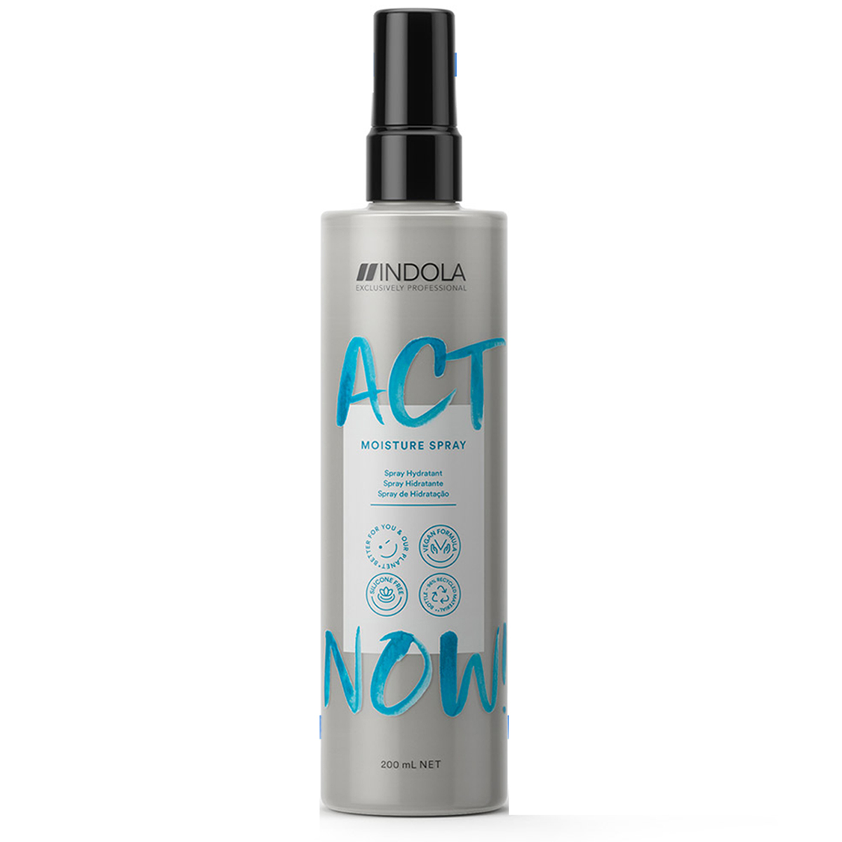 Spray Hydratant Act Now Indola 200ml