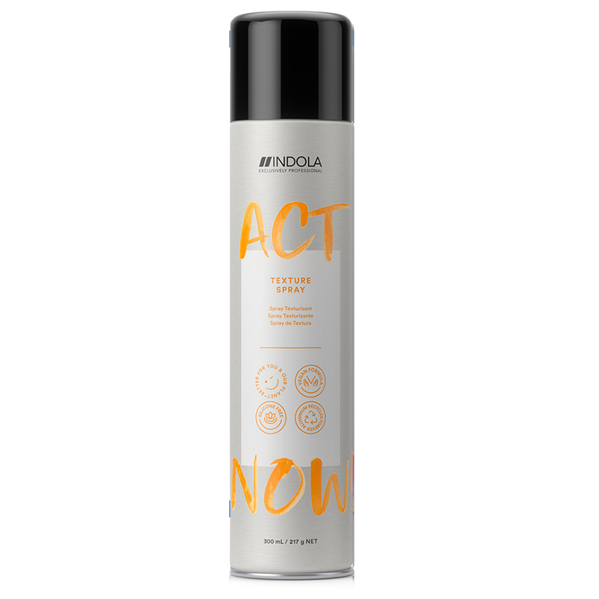 Spray Texturisant Act Now Indola 300ml