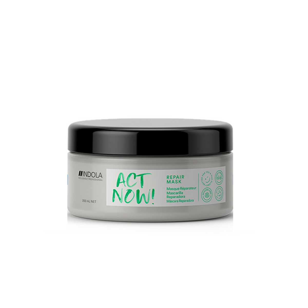 Masque Réparateur Act Now Indola 200ml