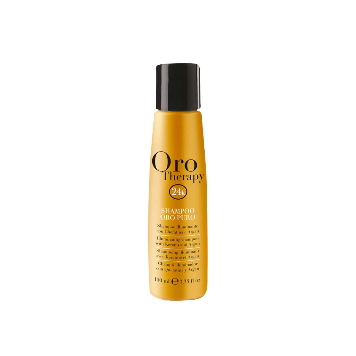 Shampooing Gold Oro Therapy Fanola 100ml