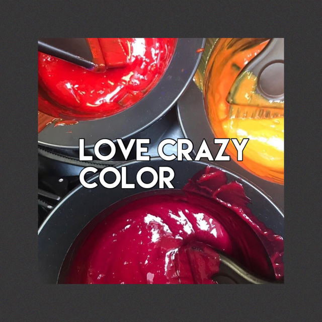 Love Crazy Color