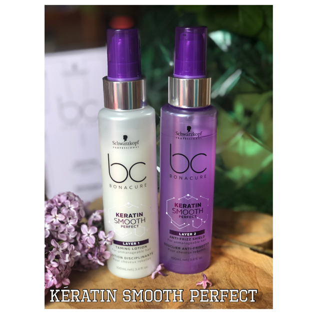 Duo Schwarzkopf Professional Keratin Smooth Perfect